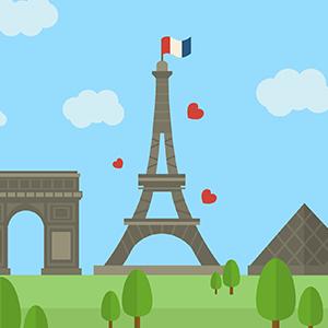 Visite touristique dans paris